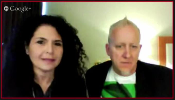 Dr. Sue Sisley and Patrick Seifert