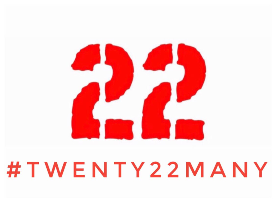 Twenty22Many Special Announcement