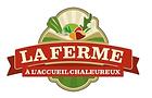 Logo de La Ferme à l'accueil Chaleureux