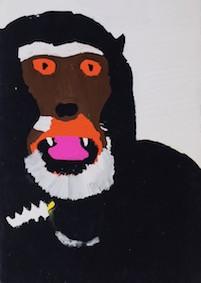 チンパンジーさん