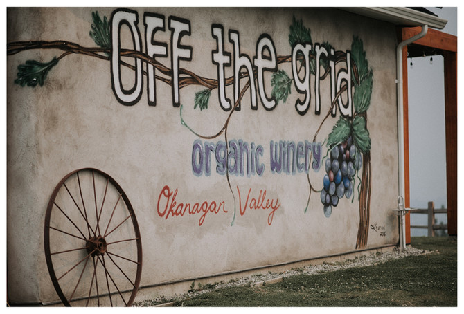 Casey & Craig- Off The Grid Winery