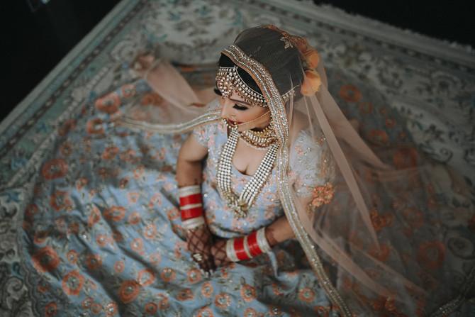 Raj & Mike Punjabi Wedding Bliss