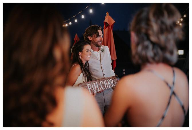 A & T Lac le jeune wilderness resort Wedding
