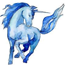 cute-blue-unicorn-horse-white-background