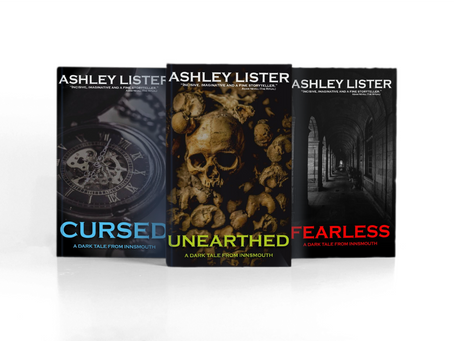 The Cursed Blog Tour: Day Two