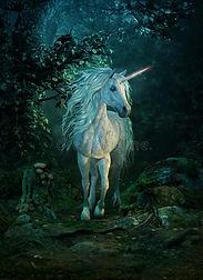 mythical-unicorn-d-cg-computer-graphics-