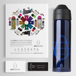 Ecococoon-corporate-identity-logo-design