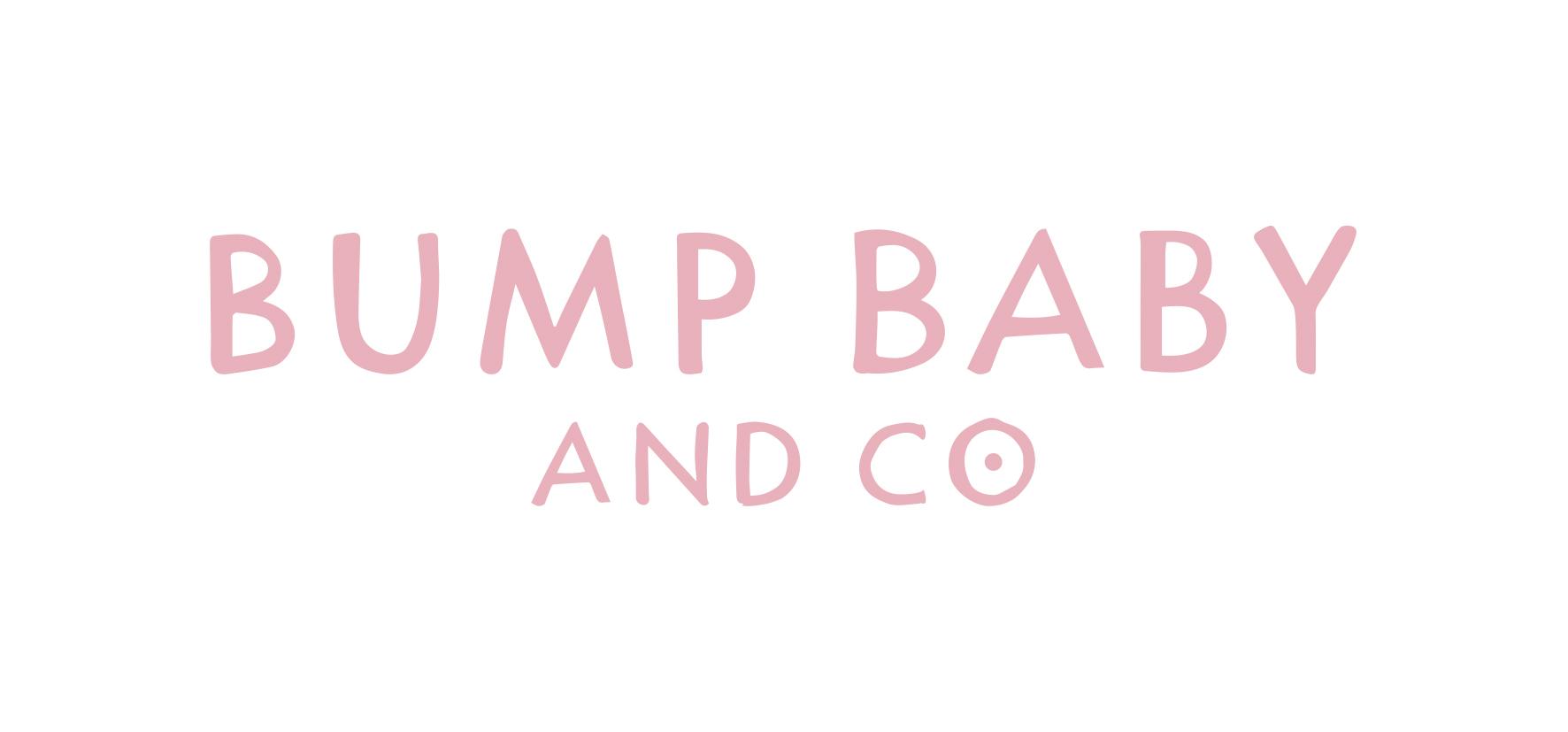 Bump-Baby-Pregnancy-Beauty-Hero-Logo-Des