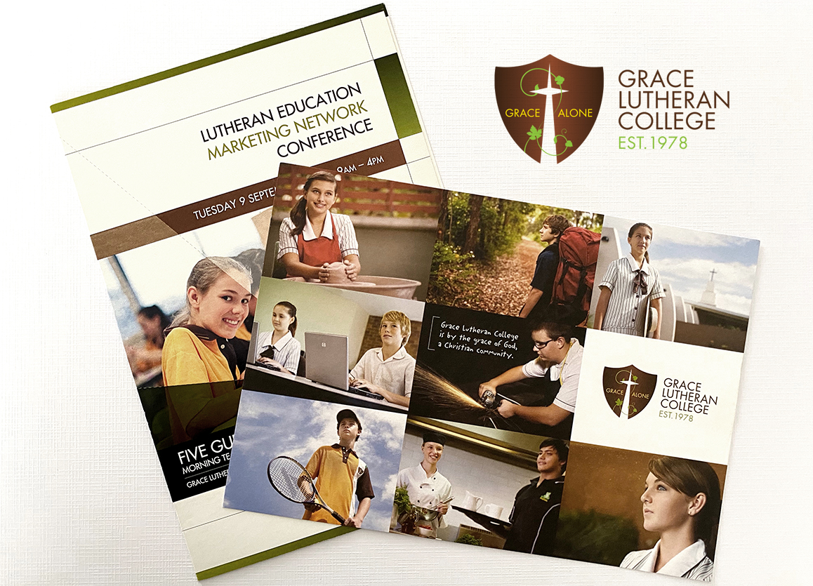 grace-college-logo-design-brochure-desig