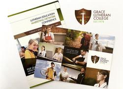 grace-college-logo-design-brochure-desig