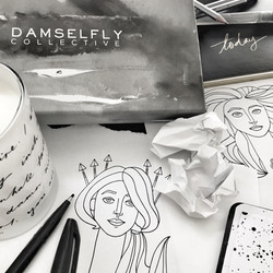 Damselfly Collective.