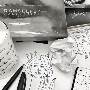 DAMSELFLY COLLECTIVE