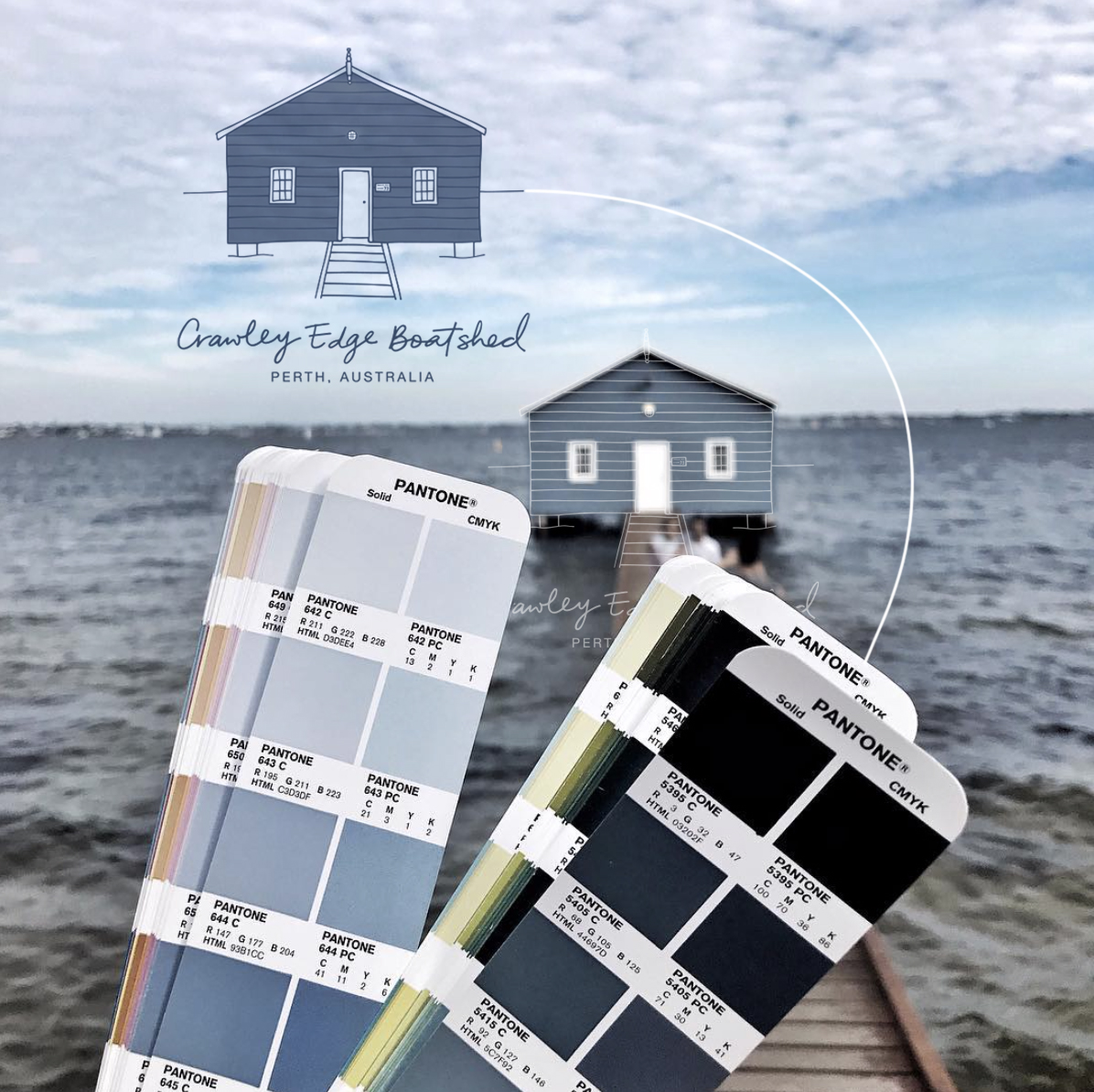 blue-boatshed-custom-identity-logo-desig