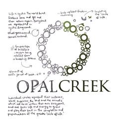 Opal-creek-corporate-identity-logo-graph