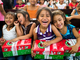 Join FBC in Supporting Operation Christmas Child