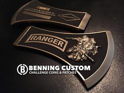 Best Ranger 2016 Coin