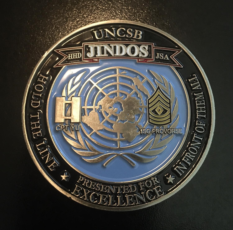 UNCSB Jindo Back