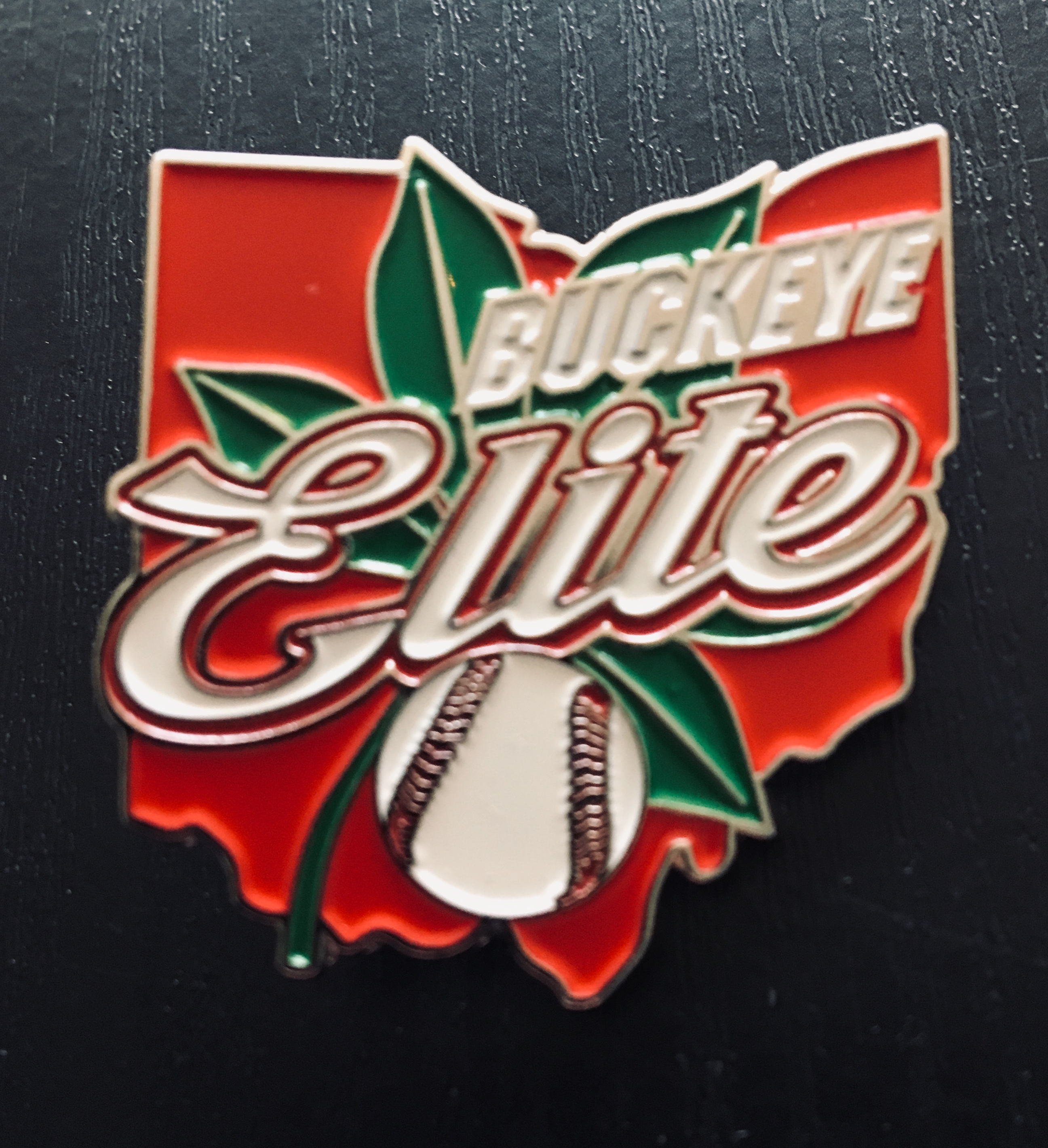 Buckeye elite pin