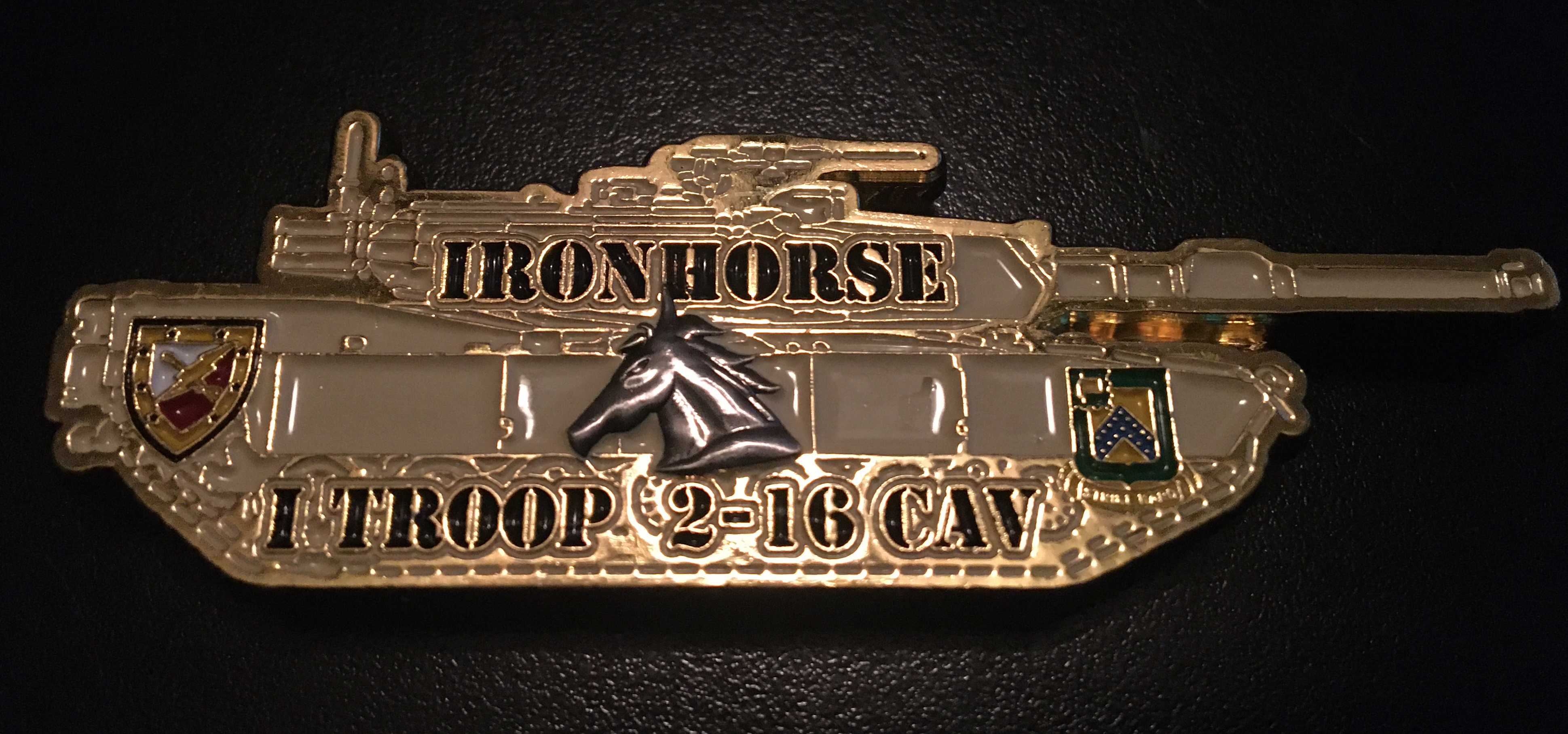 Ironhorse front