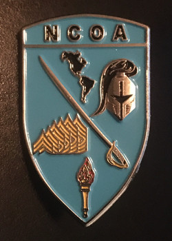 WHINSEC NCOA Badge