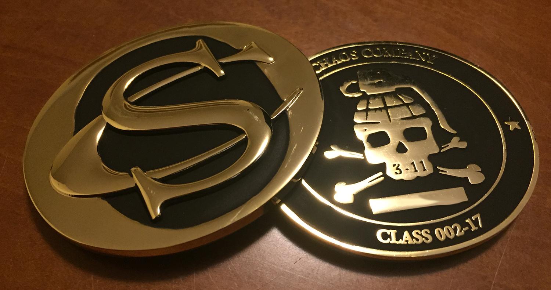 OCS 002-17 Coin A