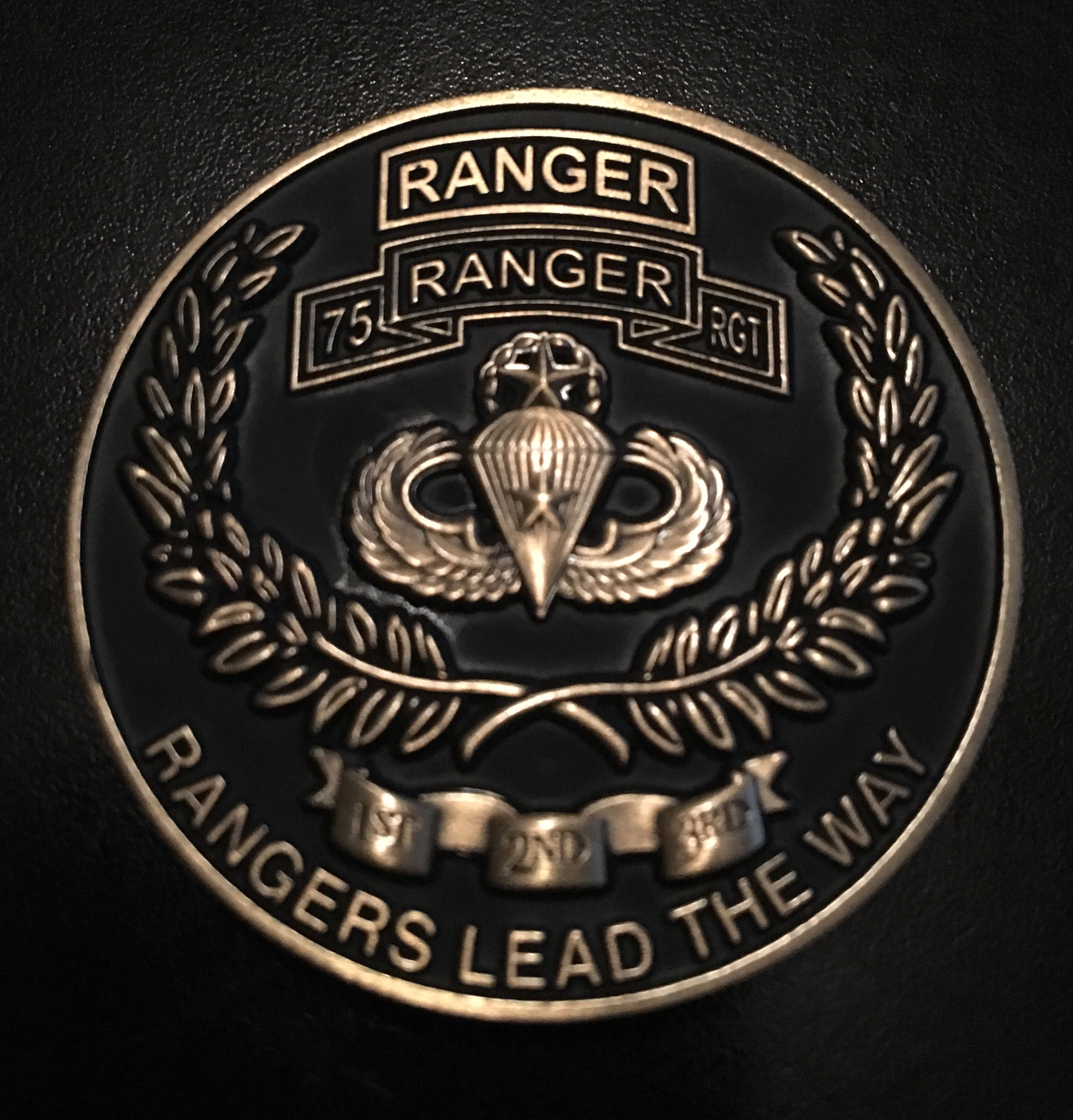 OJC 30th Ranger Back