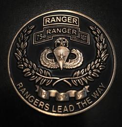 OJC 30th Ranger Back