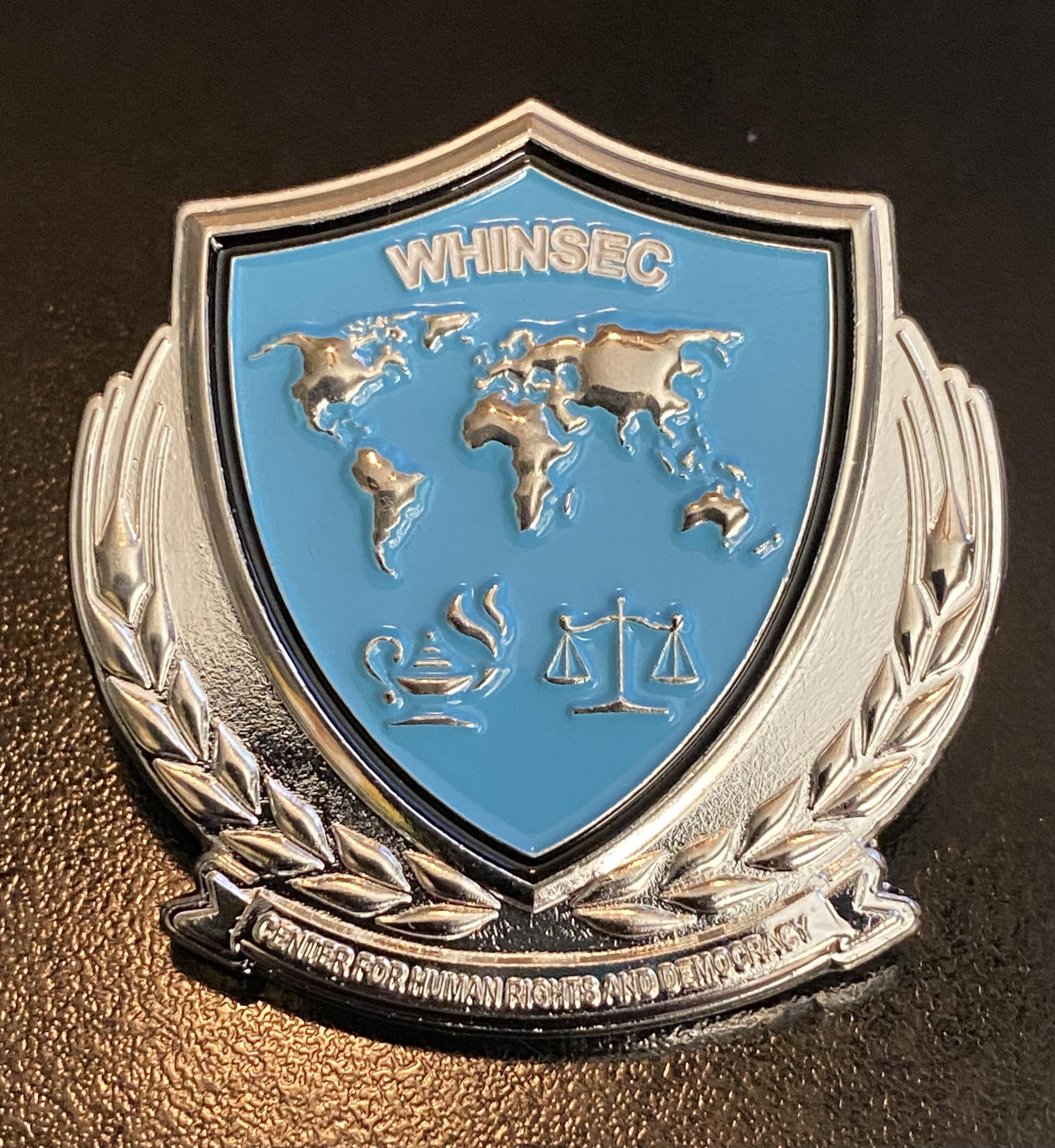 CHRD Badge