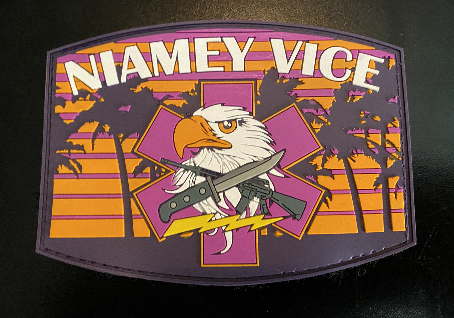 niamey vice patch
