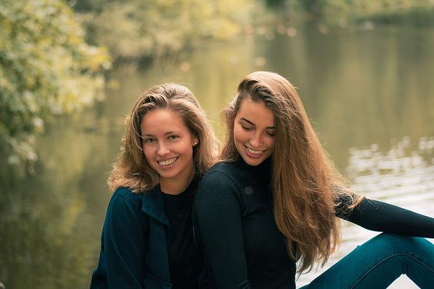 Freunde Fotoshooting Beste Freundinnen