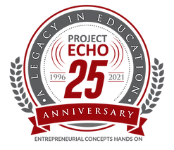 Project ECHO 25th Anniversary Logo.png