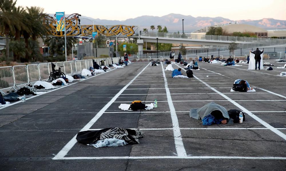 Las Vegas. ©Steve Marcus/Reuters