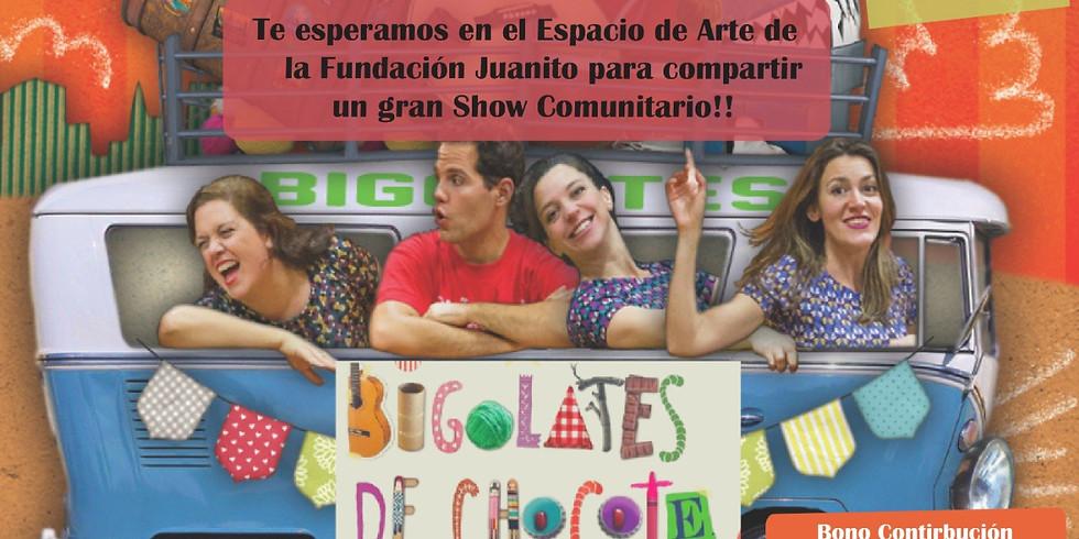 ¡¡Gran show comunitario!!