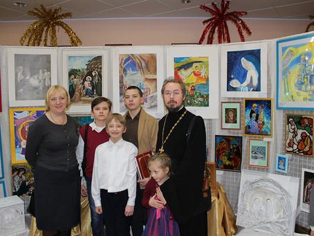 """Победители конкурса """"Рождество Христово 2016"""" - наши ученики!"""