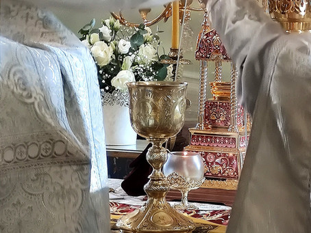 """Стояние Марии Египетской"""
