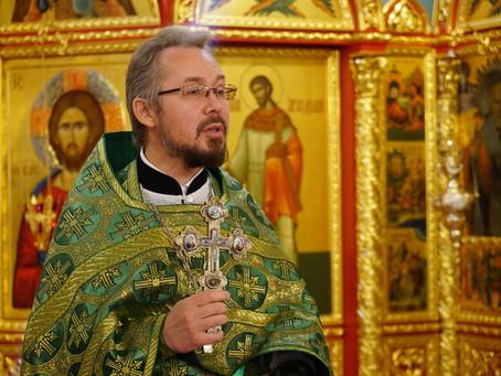 Божественная Литургия в день памяти свт.Алексия Московского