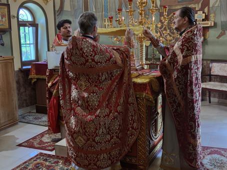 Престольный праздник св. Николая
