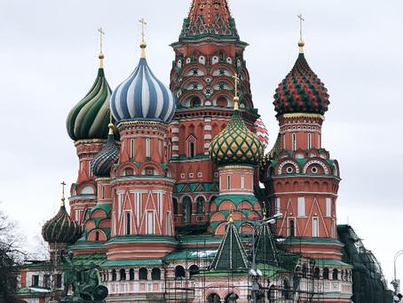 Экскурсия в храм Василия Блаженного