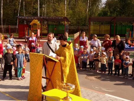 Молебны в детских садах