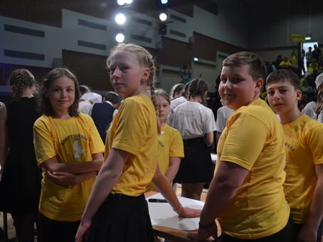 III место в Олимпиаде среди Воскресных школ