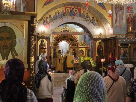 Служба в праздник Рождества святителя и чудотворца Николая (фото)