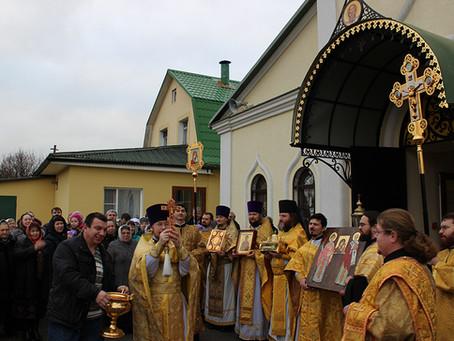 Престольный праздник. день памяти Святителя Спиридона Тримифунтского.