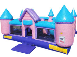 Pink Castle Toddler Interactive