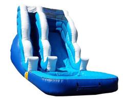 TidalWave Slide w/ Pool