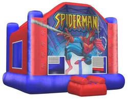 Spiderman-Jump