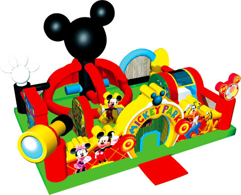 Mickey Toddler Interactive