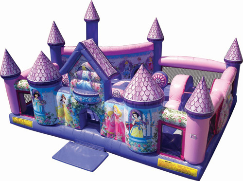 Disney Princess Castle Toddler Inter