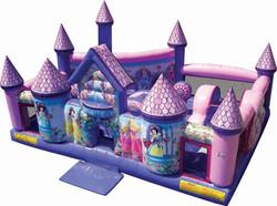 Disney Princess Castle Toddler Inter