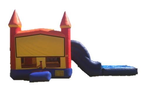 4&1 Modular Water Slide Combo wpr