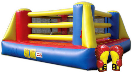 Boxing Ring por